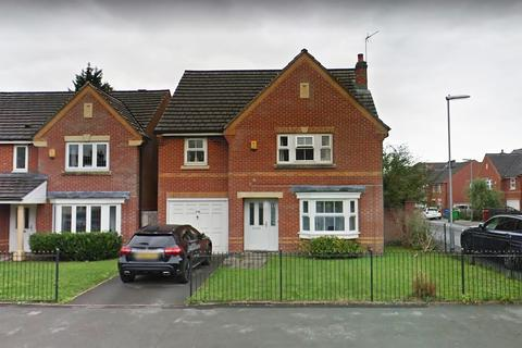 4 bedroom detached house to rent - Royal Oak Road, Baguley, Manchester, M23