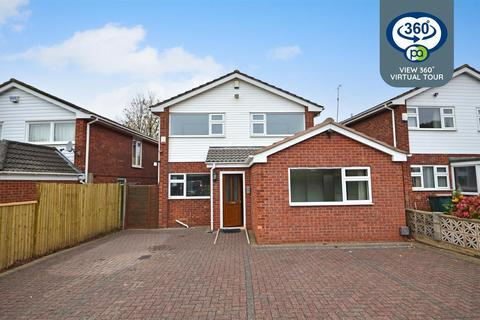 5 bedroom detached house to rent - The Park Paling, Cheylesmore, Coventry