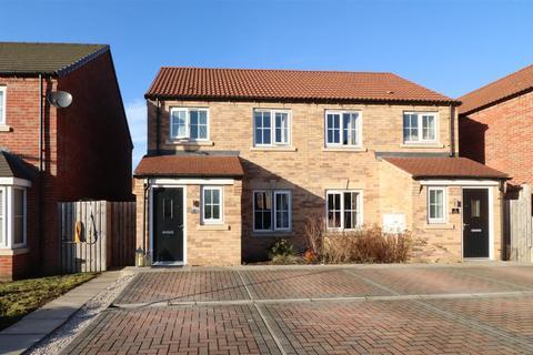 3 bedroom semi-detached house for sale - Hardwick Close,Elloughton