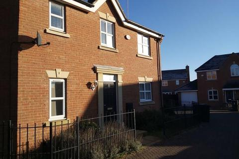3 bedroom semi-detached house for sale - Hornbeam Road, Hampton Hargate, Peterborough