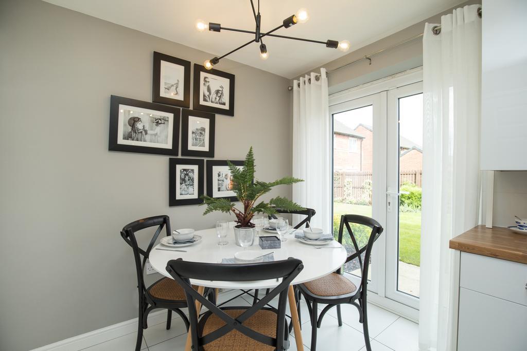 Typical Gleeson interior