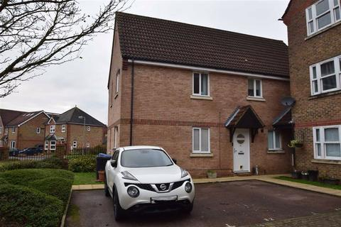 1 bedroom flat for sale - Aynsley Gardens, Church Langley, Harlow, Essex, CM17