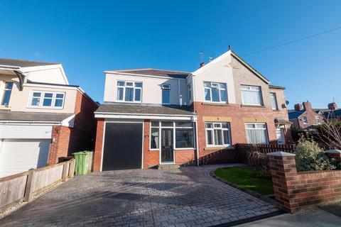3 bedroom semi-detached house for sale - Denham Avenue, Seaburn, Sunderland