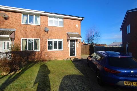 2 bedroom semi-detached house for sale - Pemberton Road, Newton Aycliffe