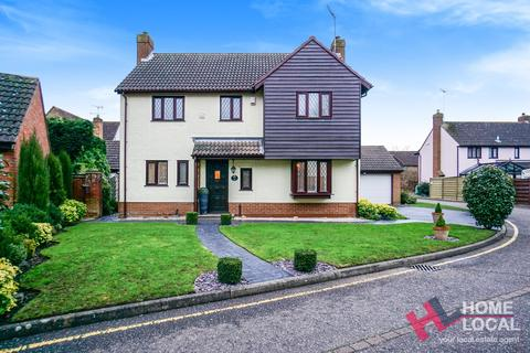 4 bedroom detached house for sale - Rookery Close, Hatfield Peverel, Chelmsford, CM3