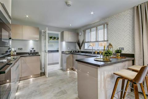 5 bedroom detached house for sale - The Wallace - Plot 235 at Victoria Grange, Victoria Street  DD5