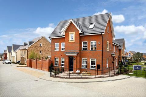 4 bedroom detached house for sale - Plot 138, Hexham at Fairfields, Vespasian Road, Fairfields, MILTON KEYNES MK11