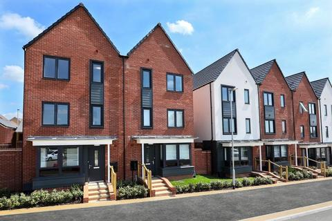 4 bedroom semi-detached house for sale - Plot 139, Hythe at Fairfields, Vespasian Road, Fairfields, MILTON KEYNES MK11