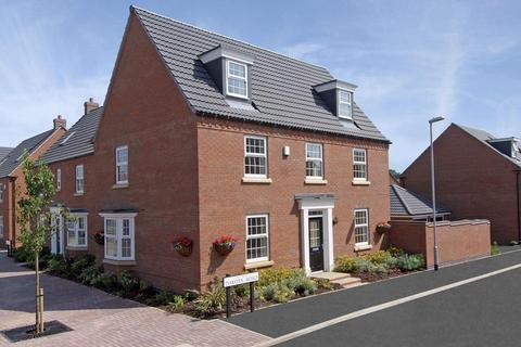 4 bedroom detached house for sale - Plot 110, Hertford at Fairfields, Caledonia Road, Vespasian Road, MILTON KEYNES MK11