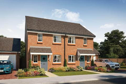 2 bedroom semi-detached house for sale - Plot 13, The Cooper at Bluebells, Rickstones Road, Rivenhall CM8