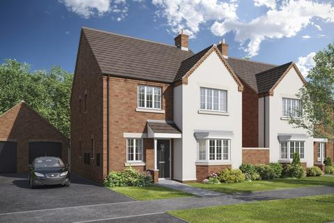 4 bedroom detached house for sale - Plot 49, The Radcliffe at Brampton Gate, Laws Crescent, Brampton PE28