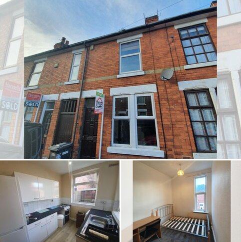 4 bedroom terraced house to rent - Cross Street, DE22