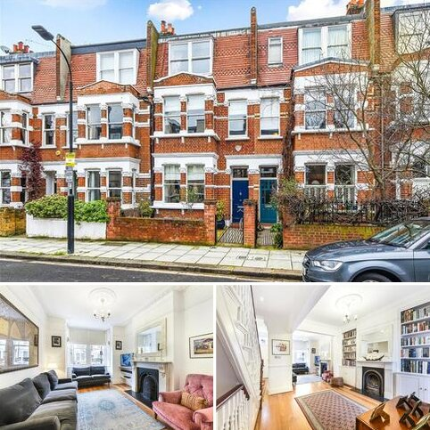 4 bedroom terraced house for sale - Stanlake Road, London, W12