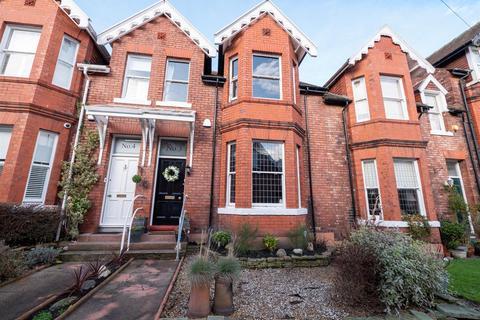 4 bedroom terraced house for sale - Holmlands Park North, Ashbrooke, Sunderland