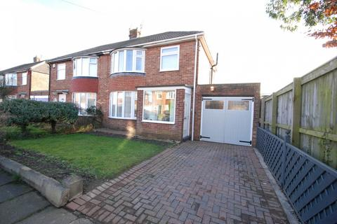 3 bedroom semi-detached house for sale - Limewood Grove, North Gosforth