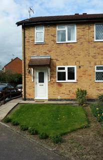 2 bedroom semi-detached house to rent - Simons Close,  Wigston, LE18