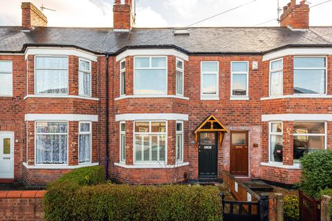 3 bedroom terraced house for sale - Millfield Lane, York, YO10