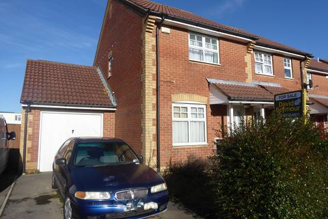 2 bedroom end of terrace house for sale - Magennis Close, Gosport PO13