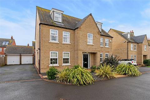 5 bedroom detached house for sale - Rambler Close, Rearsby, Leicester, LE7