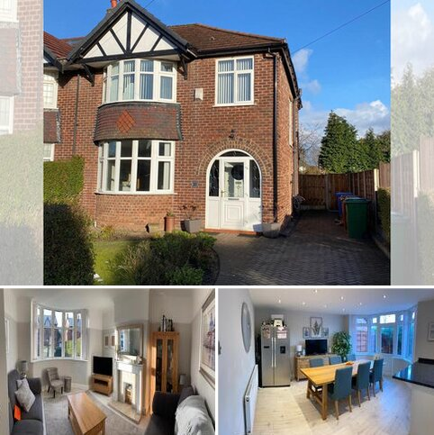 3 bedroom semi-detached house to rent - West Park Road, Bramhall, Stockport SK7