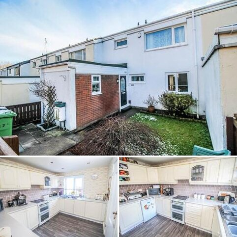 3 bedroom terraced house for sale - Donvale Road, Donwell, Washington, Tyne and Wear, NE37
