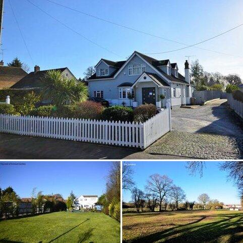 4 bedroom detached house for sale - Downham Road, Billericay