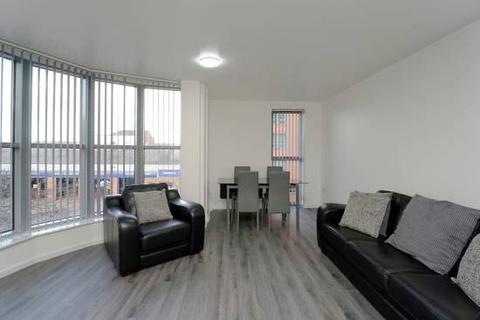 2 bedroom apartment to rent - Ahlux Court, Millwright Street, Leeds, West Yorkshire, LS2