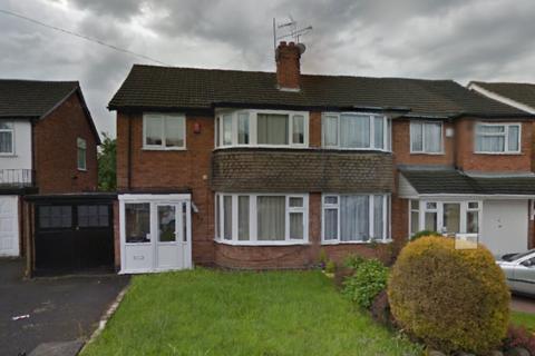3 bedroom semi-detached house to rent - Rosedene Drive, Handsworth Wood, Birmingham B20