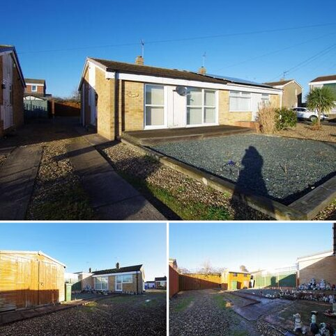 2 bedroom semi-detached bungalow for sale - Holcroft Garth, Hedon HU12