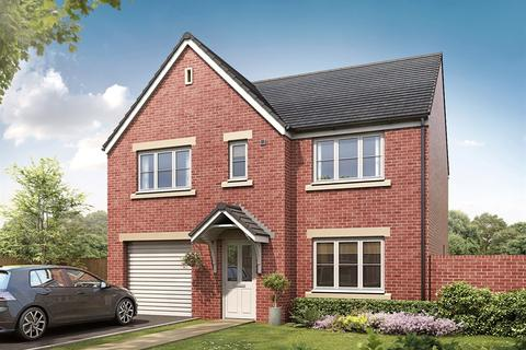 5 bedroom detached house for sale - Plot 64, The Belmont at Moorlands Walk, Mill Lane DH6