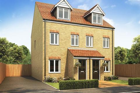 3 bedroom semi-detached house for sale - Plot 53, The Souter  at Monkswood, Cross Lane, Sacriston DH7