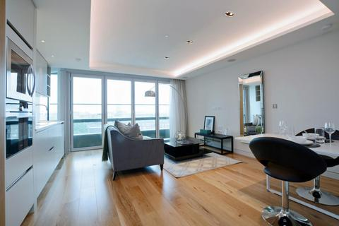 Studio to rent - Canaletto Tower, City Road, London, EC1V