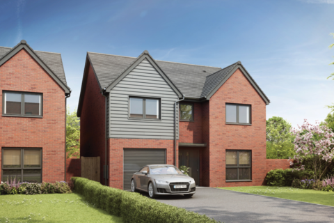Lioncourt Homes - Coopers Croft