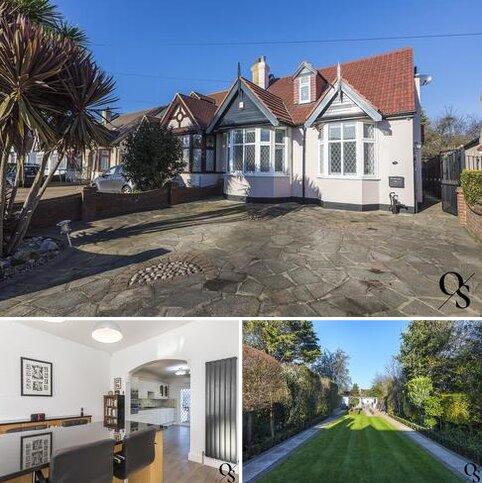 4 bedroom semi-detached bungalow for sale - Levett Gardens IG3