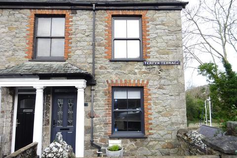 3 bedroom end of terrace house for sale - TERFYN TERRACE, FELINHELI LL56