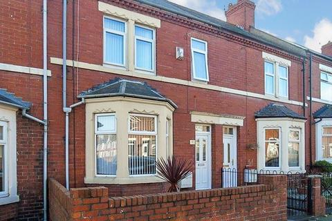 3 bedroom terraced house to rent - Newbiggin Road, Ashington, Northumberland, NE63 0TB