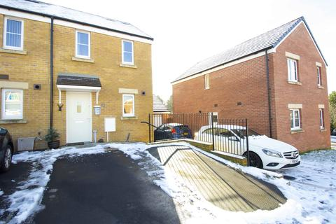 2 bedroom end of terrace house for sale - Maes Brynach,  CF32 9PT