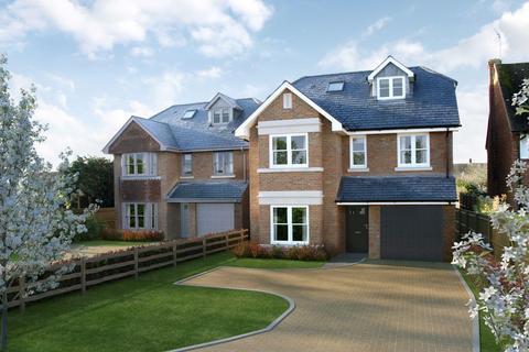 4 bedroom detached house for sale - Woodham Park Road, Woodham, KT15