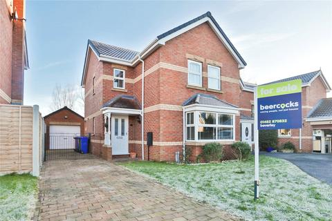 3 bedroom detached house for sale - Sellers Drive, Leconfield, Beverley, HU17