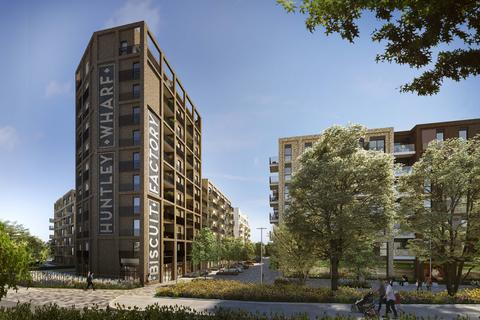 2 bedroom apartment for sale - Plot 307 at Huntley Wharf, Kenavon Drive, Reading RG1