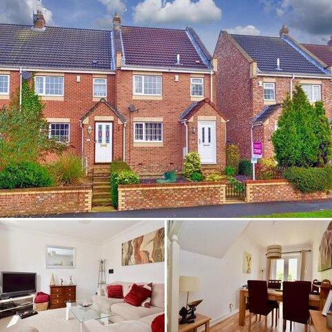3 bedroom townhouse for sale - Kilnwick Road, Pocklington