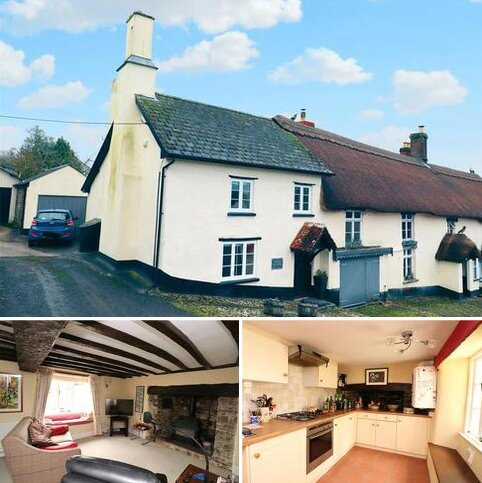 3 bedroom semi-detached house for sale - The Square, Chittlehampton