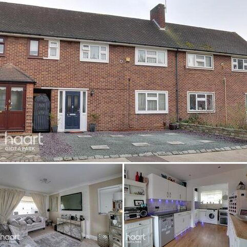 2 bedroom terraced house for sale - Cowley Road, Heaton Grange, Romford, RM3