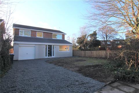 4 bedroom detached house for sale - Brancepeth Close, Newton Hall, Durham, DH1