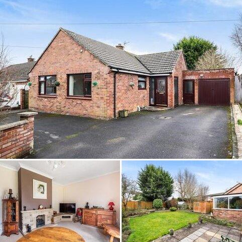 3 bedroom detached bungalow for sale - Bradley Road, Warminster