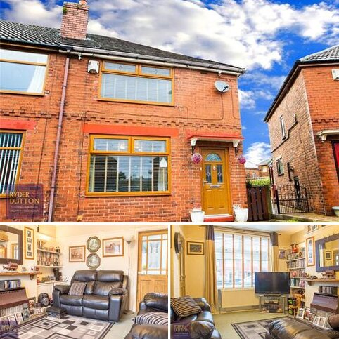 3 bedroom end of terrace house for sale - Berkeley Avenue, Chadderton, Oldham, Greater Manchester, OL9