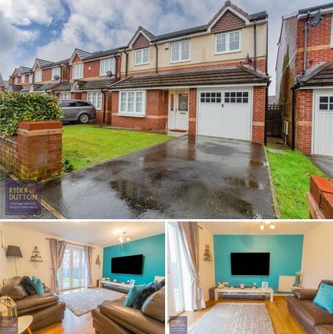 4 bedroom detached house for sale - Kilmaine Avenue, Blackley, Manchester, Greater Manchester, M9