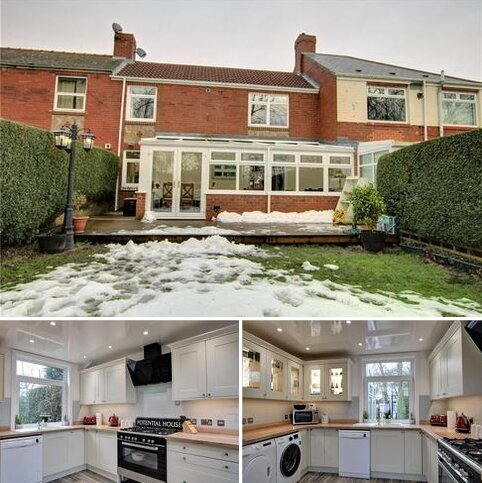 2 bedroom terraced house for sale - Harelaw Gardens, Stanley, DH9