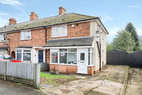 3 bedroom end of terrace house for sale - Greenaleigh Road, Birmingham, B14