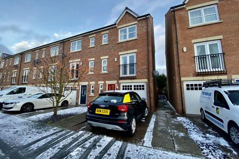 3 bedroom terraced house for sale - Hawks Edge, West Moor